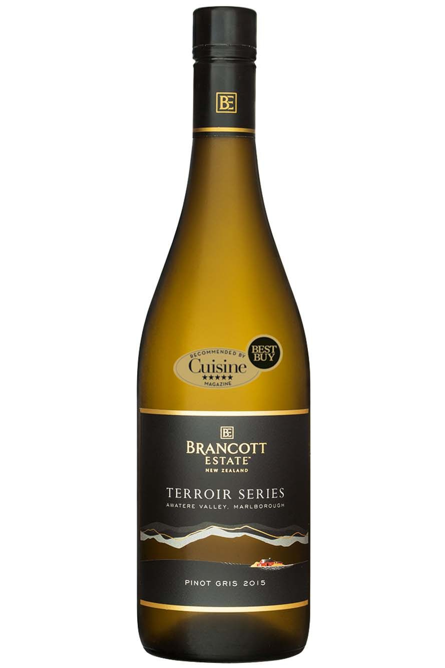 Brancott Estate Terroir Series Marlborough Pinot Gris 2015