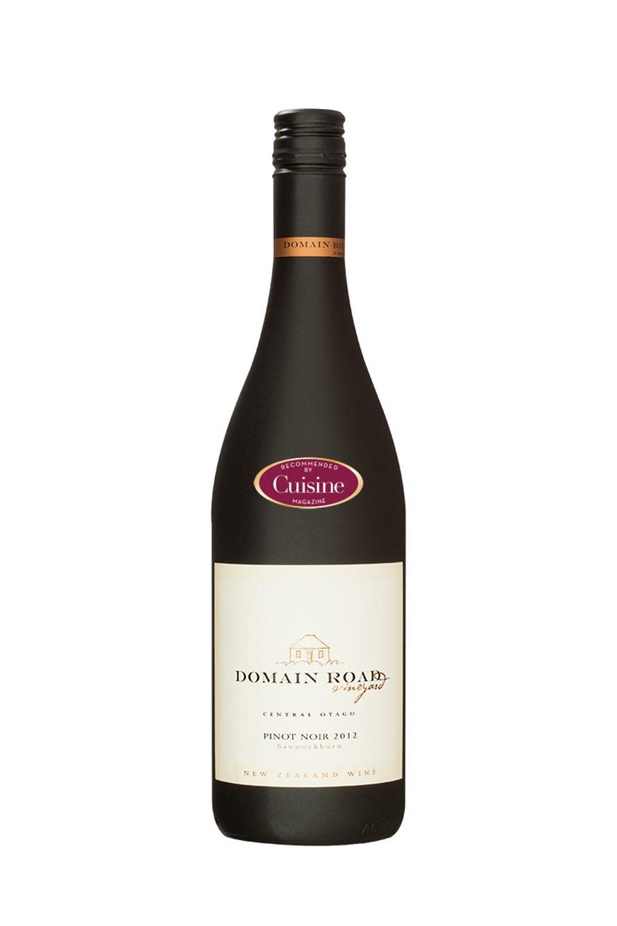 Domain Road Vineyard Pinot Noir 2012 (Central Otago)