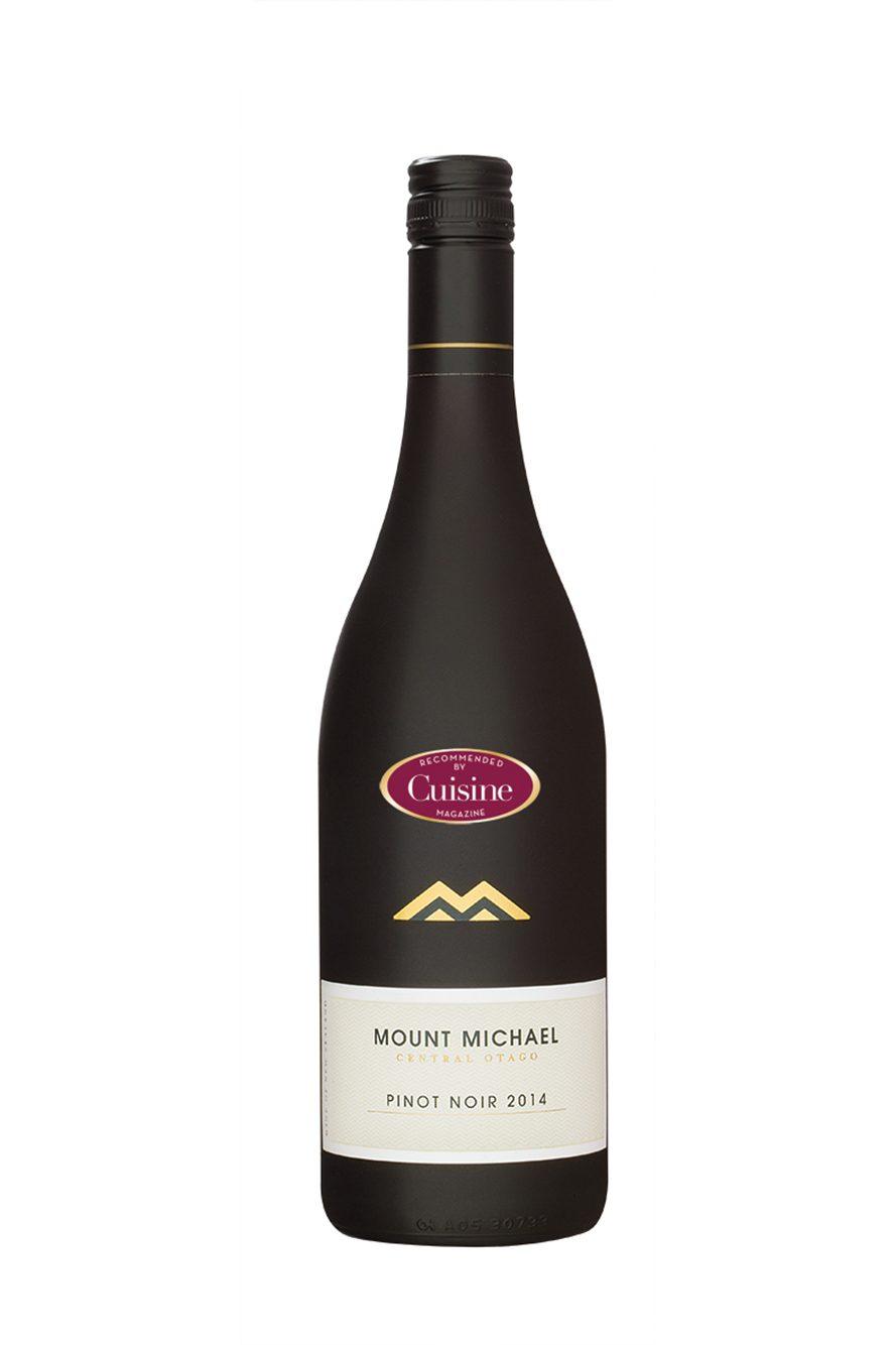 Mount Michael Pinot Noir 2014 (Central Otago)