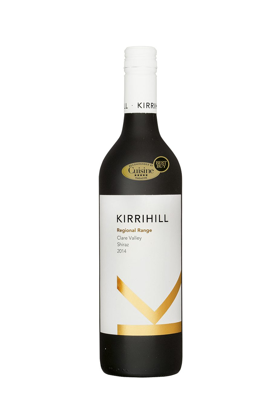 Kirrihill Regional Range Shiraz 2014