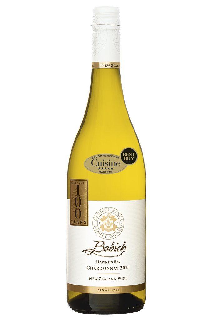 Babich Hawke's Bay  Chardonnay 2015