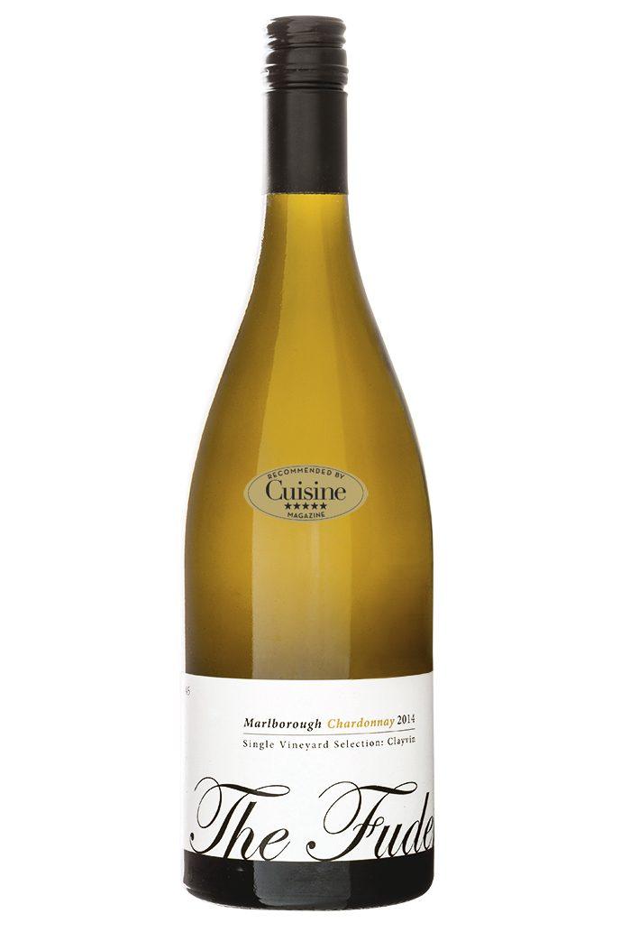 Giesen The Fuder Clayvin  Chardonnay 2014 (Marlborough)