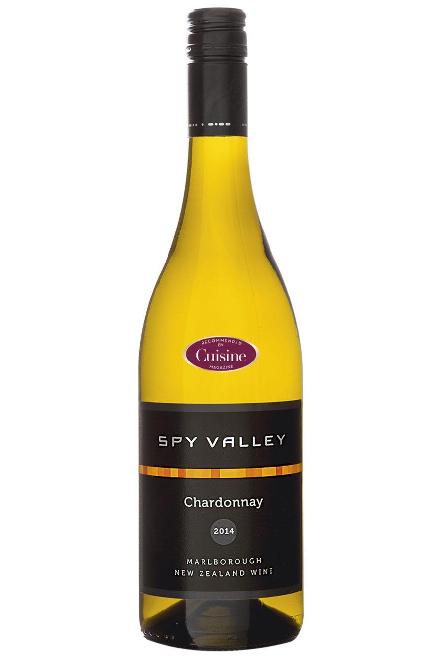 Spy Valley Chardonnay 2014  (Marlborough)