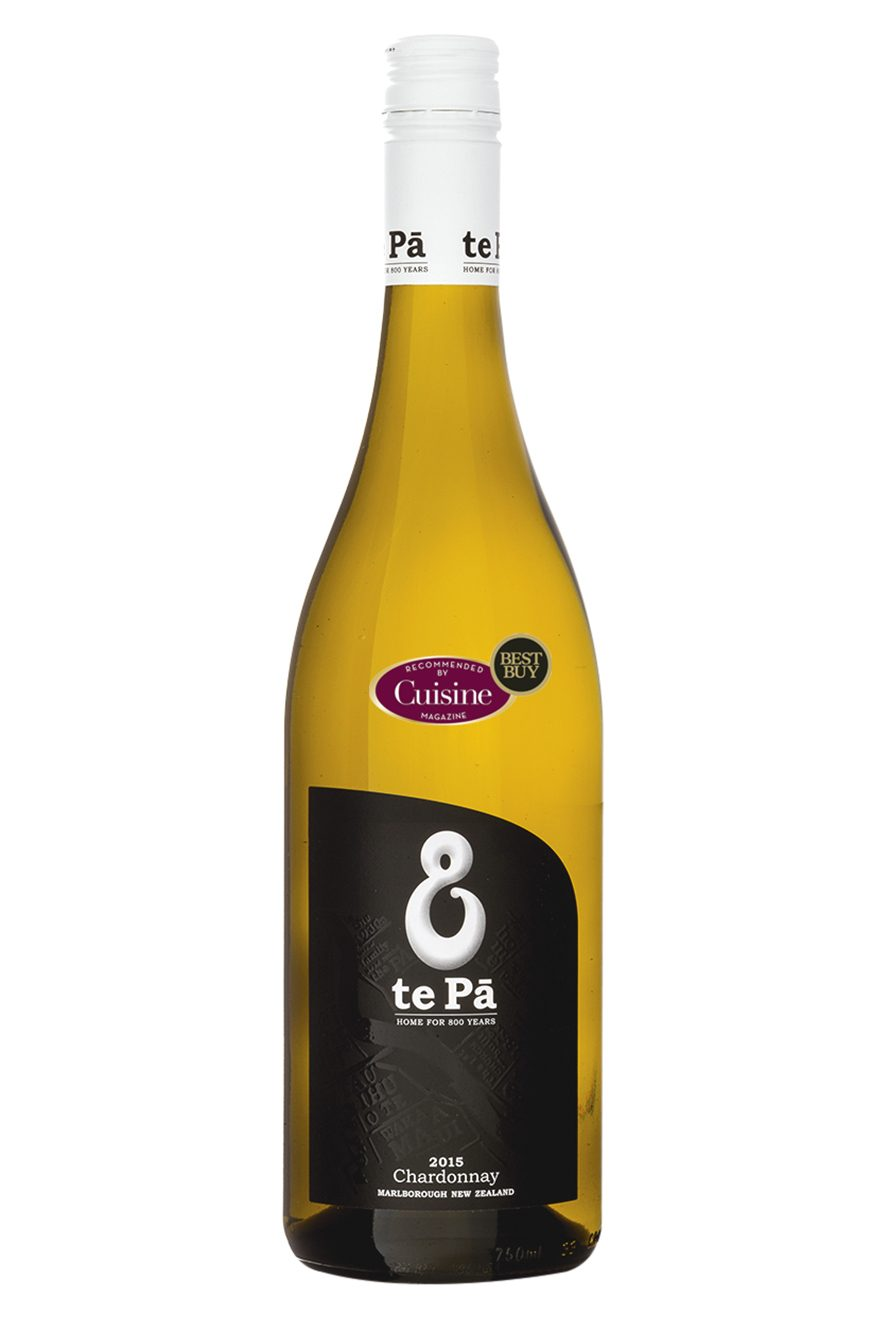 Te Pa Chardonnay 2015  (Marlborough)