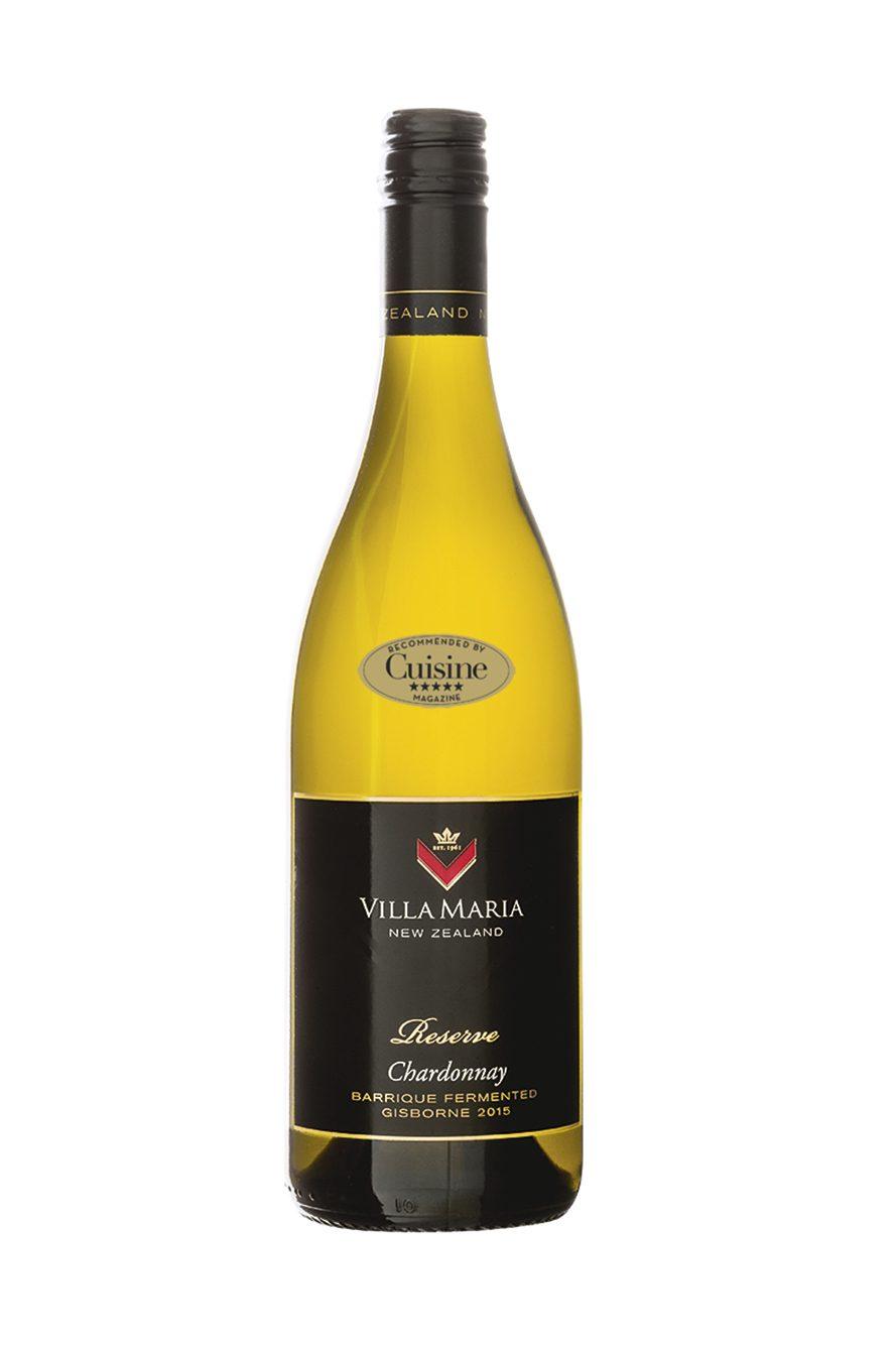 Villa Maria Reserve Gisborne  Barrique Fermented Chardonnay