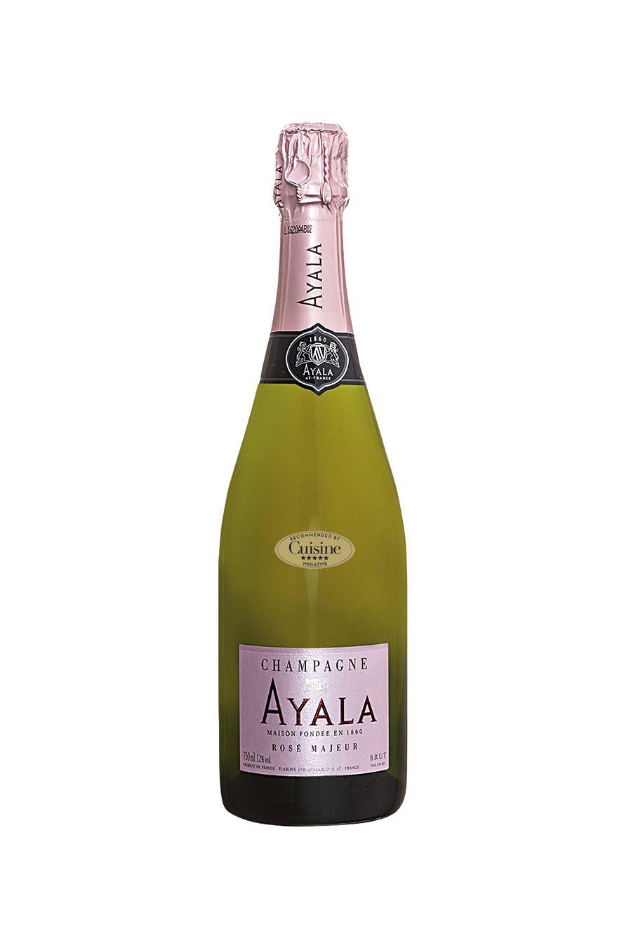 Ayala Rosé Majeur NV
