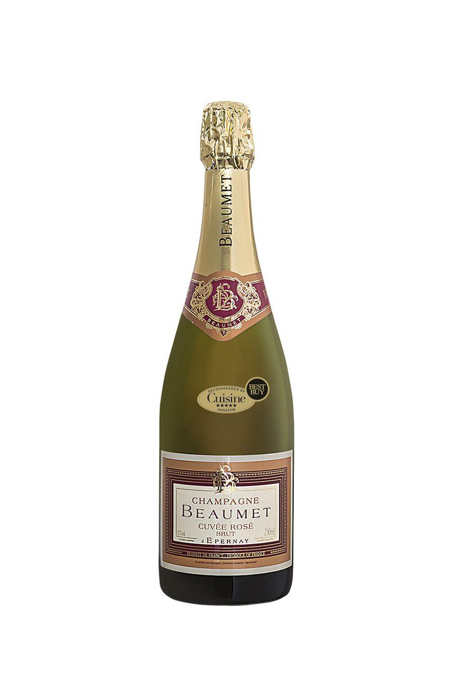 Beaumet Cuvée Rosé NV