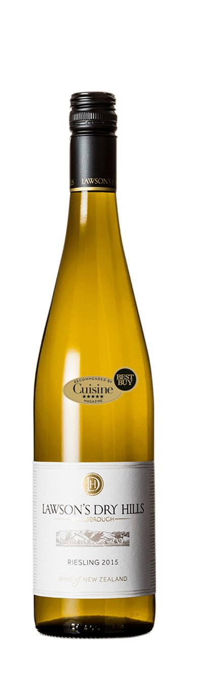 Lawson's Dry Hills Riesling 2015 (Marlborough)