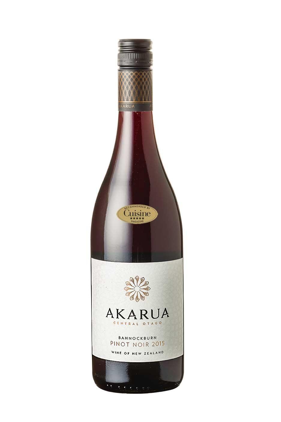 Akarua Pinot Noir 2015 (Central Otago)