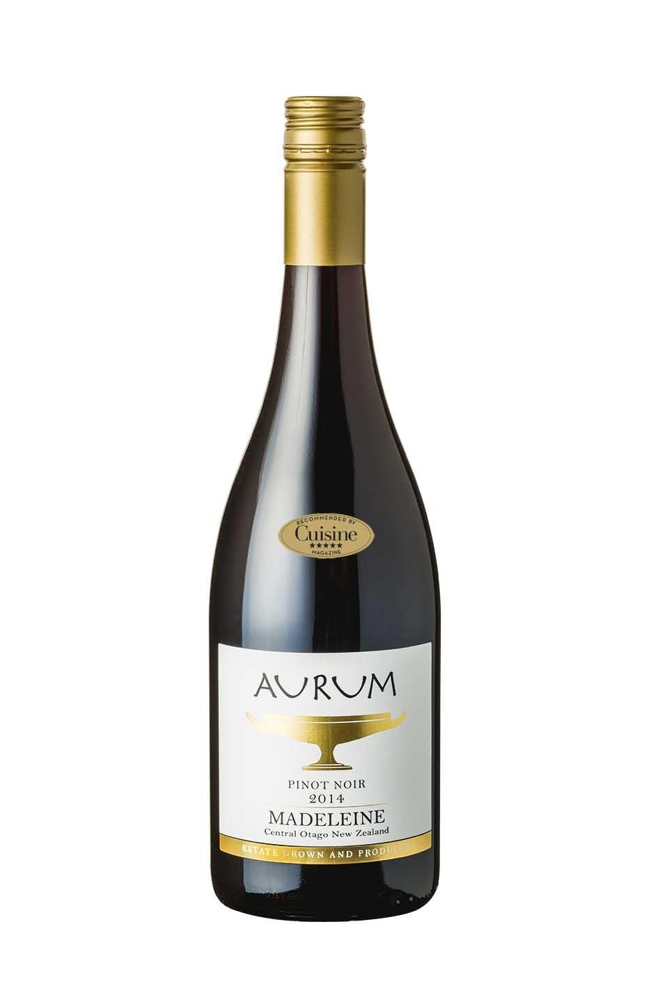 Aurum Madeleine Pinot Noir 2014 (Central Otago)