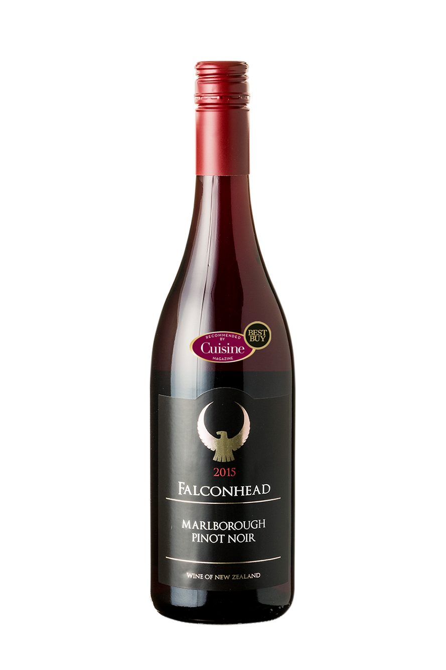 Falconhead Marlborough Pinot Noir 2015