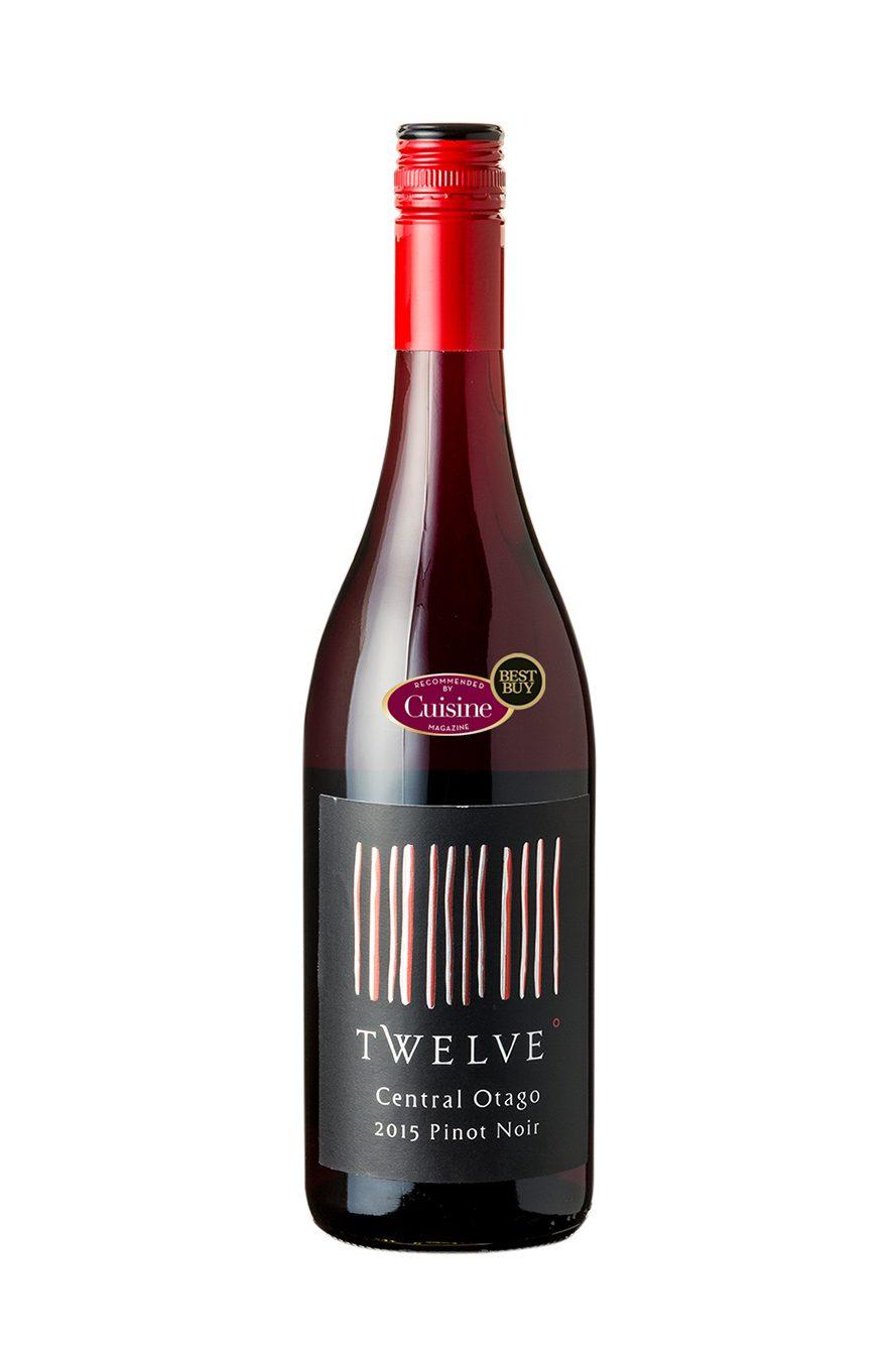 Twelve Central Otago Pinot Noir 2015