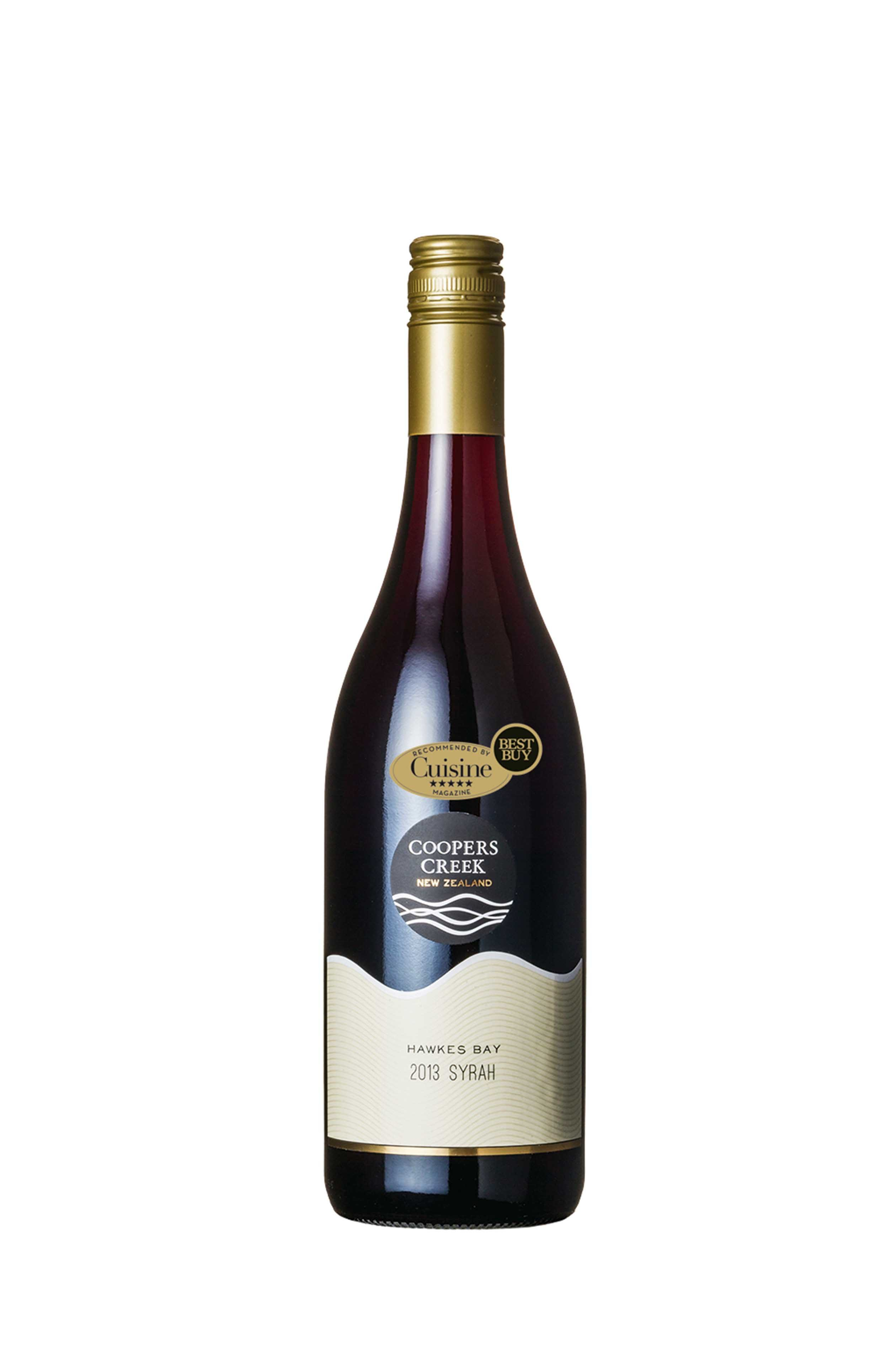 Coopers Creek Hawke's Bay Syrah