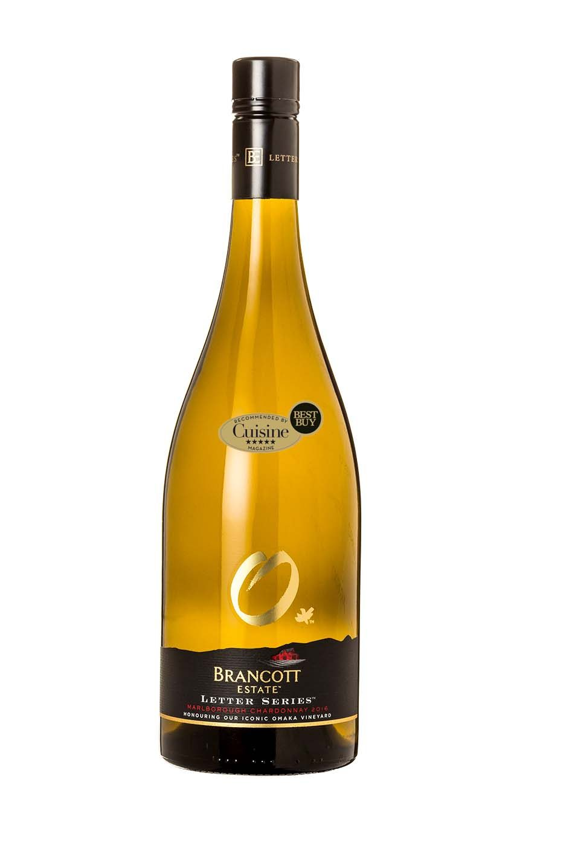 Brancott Estate Letter Series 'O' Marlborough Chardonnay 2016