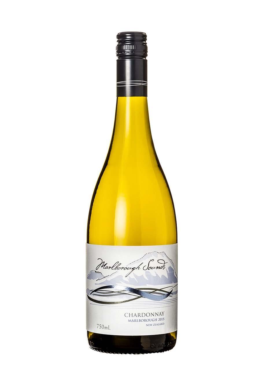 Marlborough Sounds Marlborough Chardonnay 2015