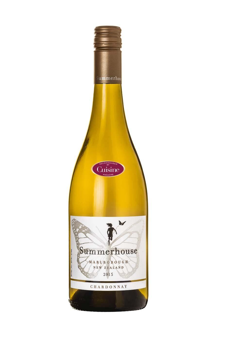Summerhouse Marlborough Chardonnay 2015