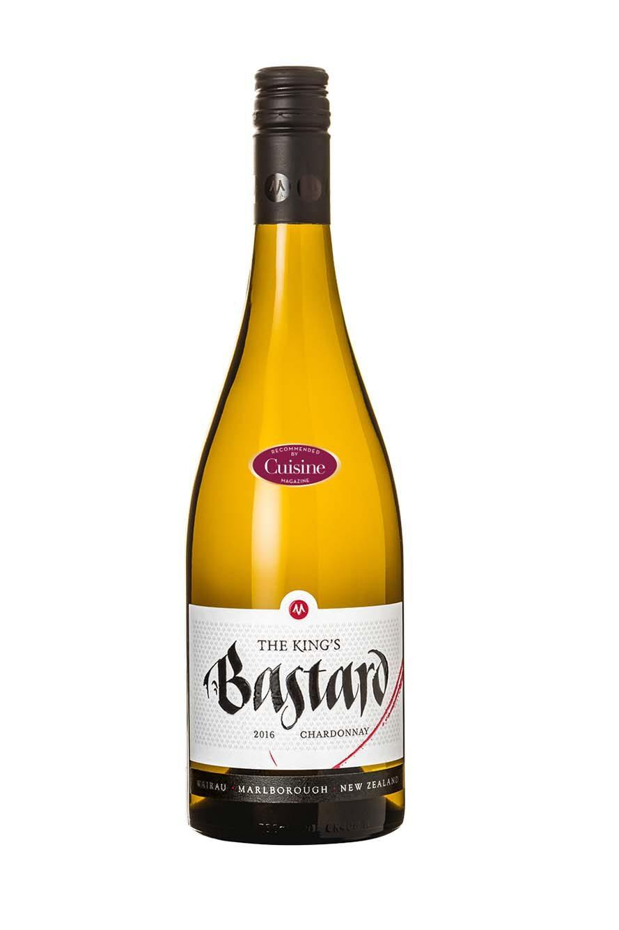 The King's Bastard Chardonnay 2016