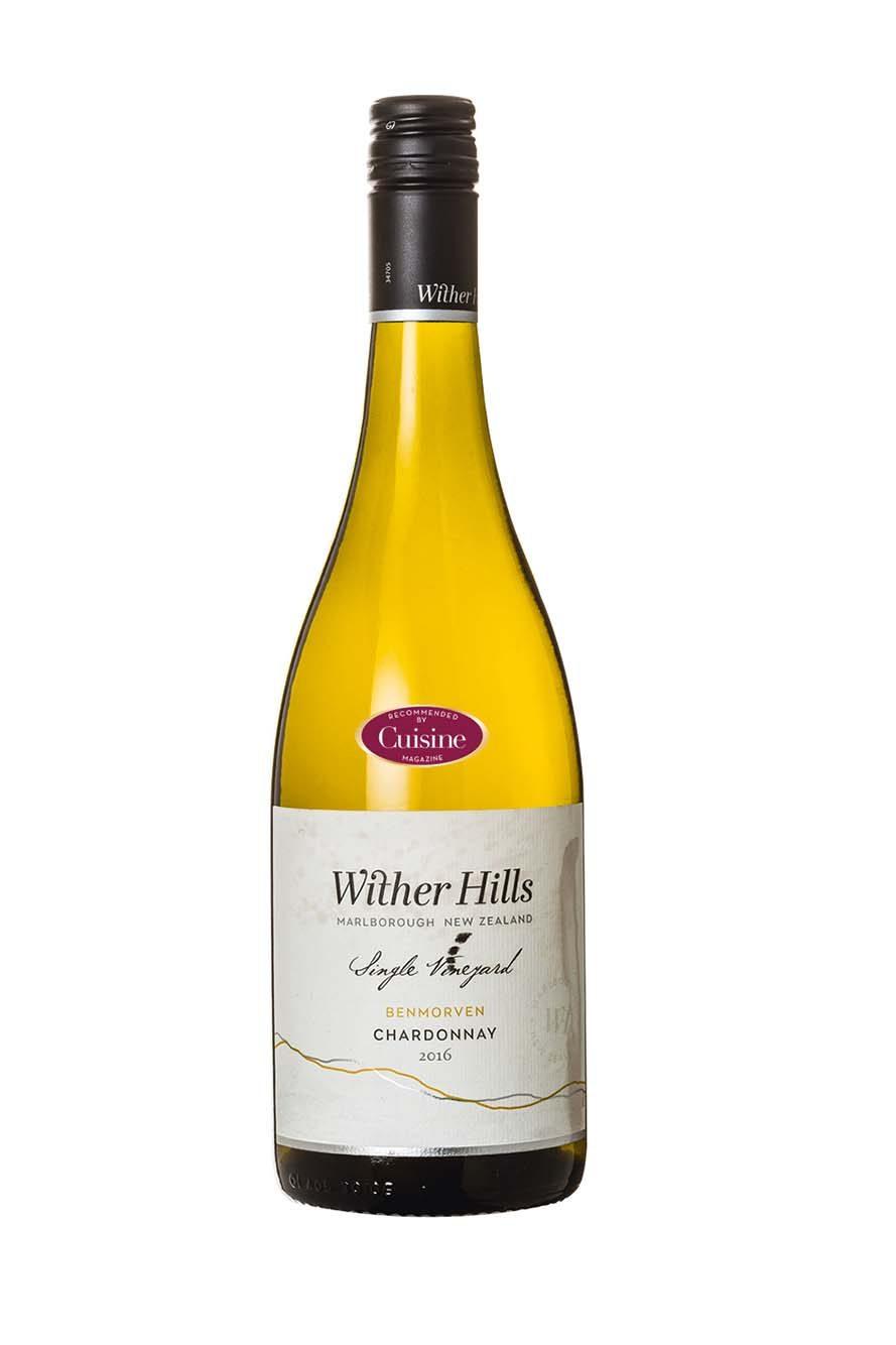 Wither Hills Benmorven Chardonnay 2016