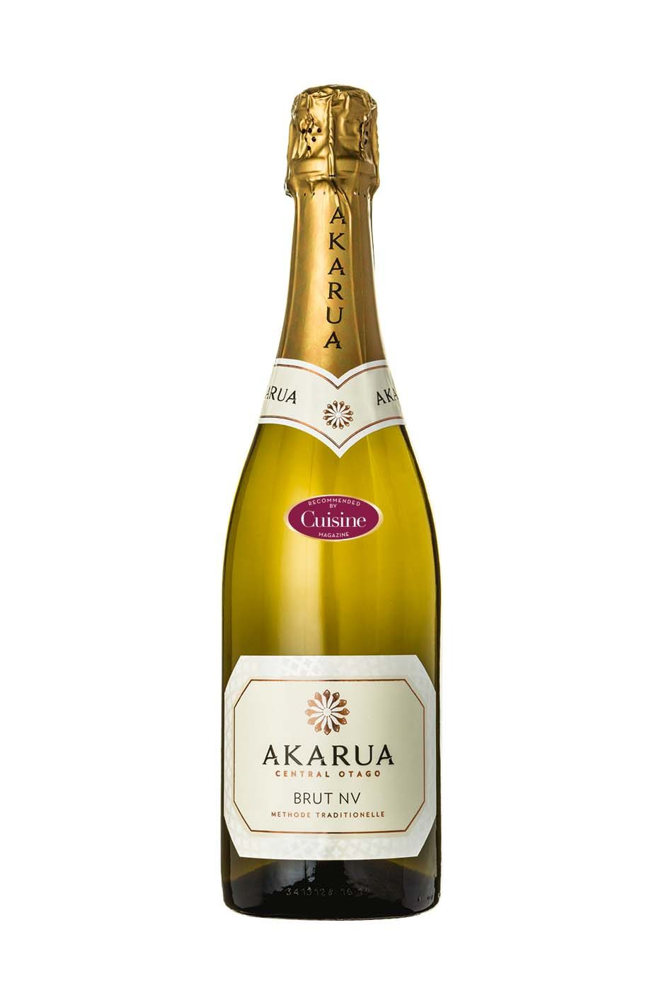 Akarua Methode Traditionelle Brut