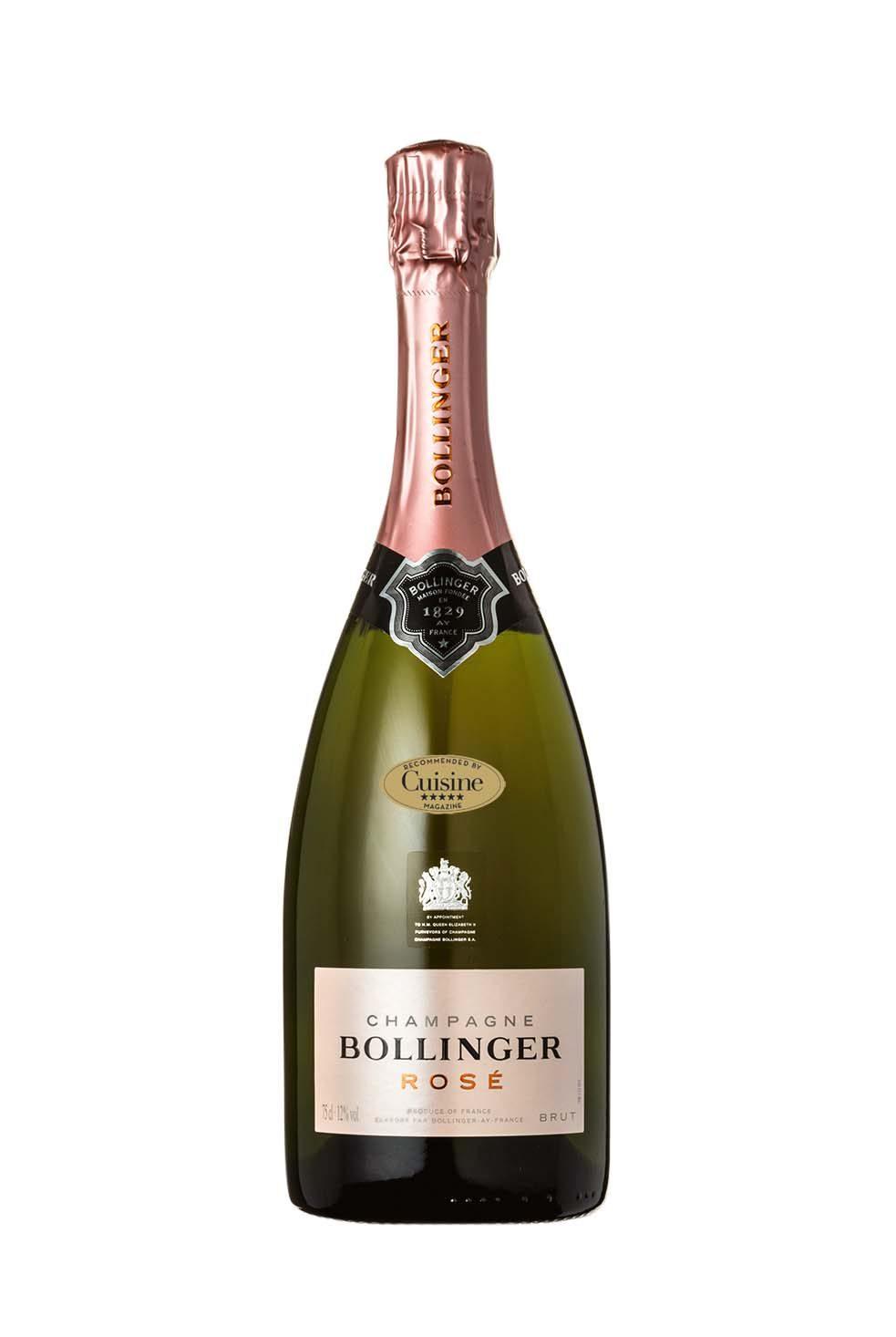 Bollinger Rosé NV