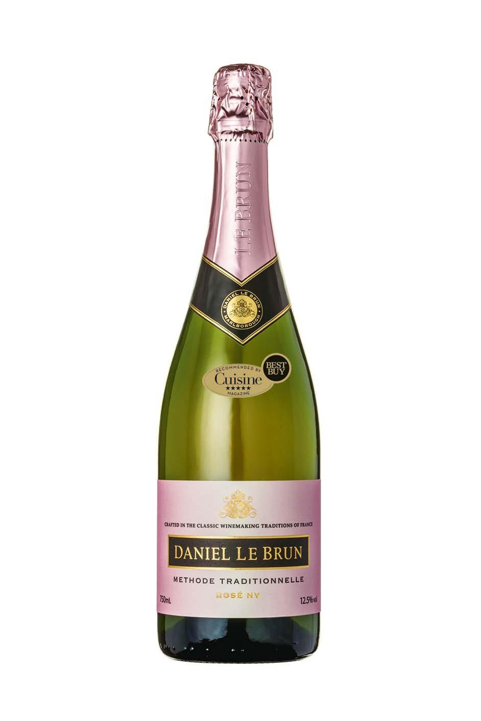 Daniel Le Brun Methode Traditionnelle Rosé
