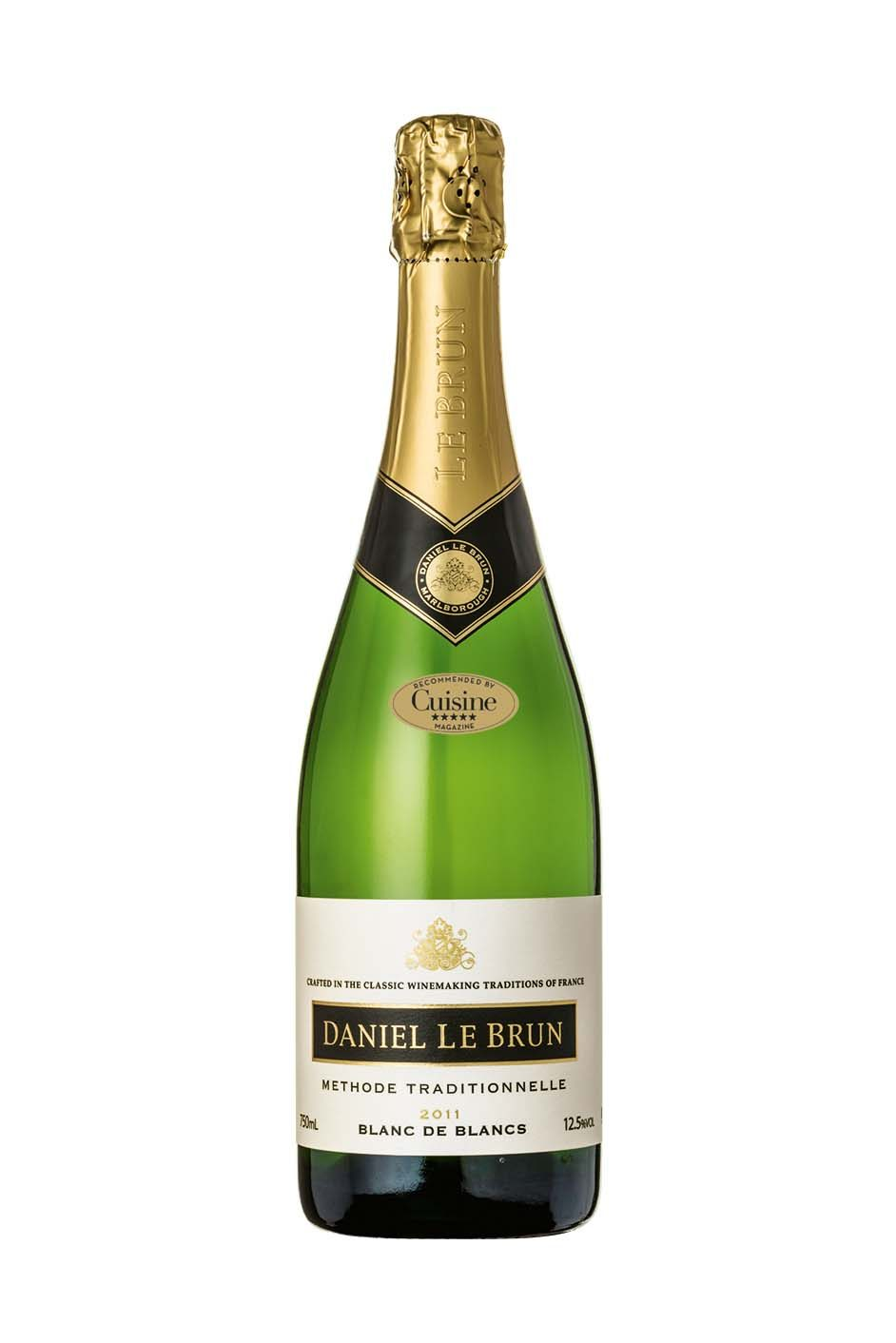 Daniel Le Brun Methode Traditionnelle Blanc de Blancs