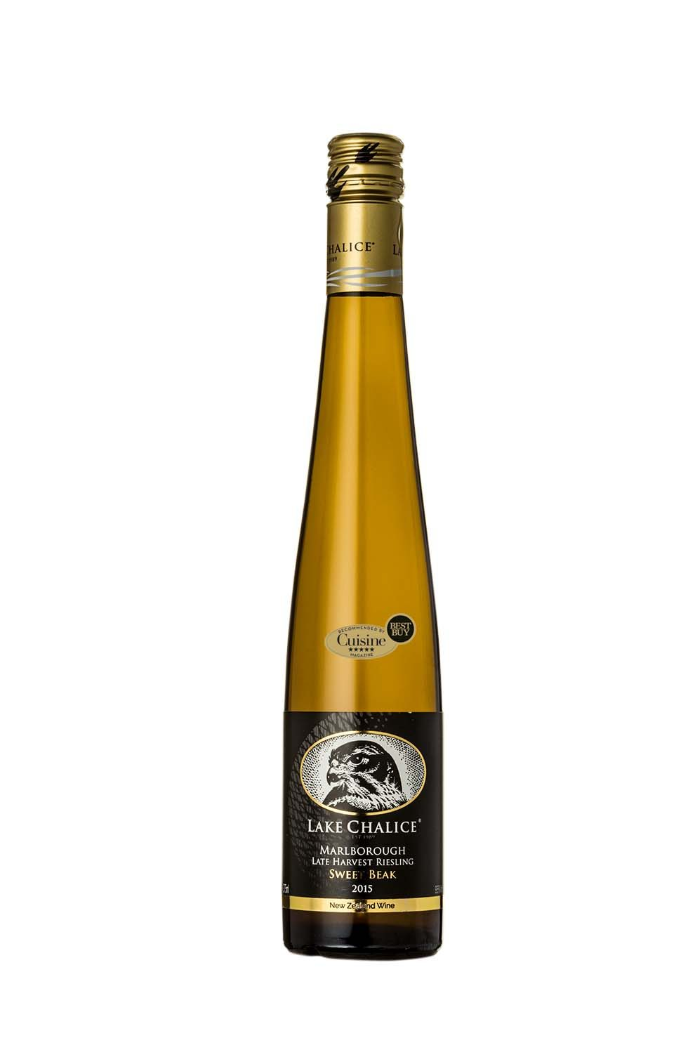 Lake Chalice Sweet Beak Late Harvest Riesling 2015