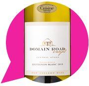 Domain Road Central Otago Bannockburn Sauvignon Blanc 2015 (5 stars, $23)
