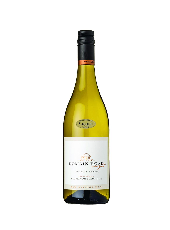 Domain Road Central Otago Bannockburn Sauvignon Blanc 2015
