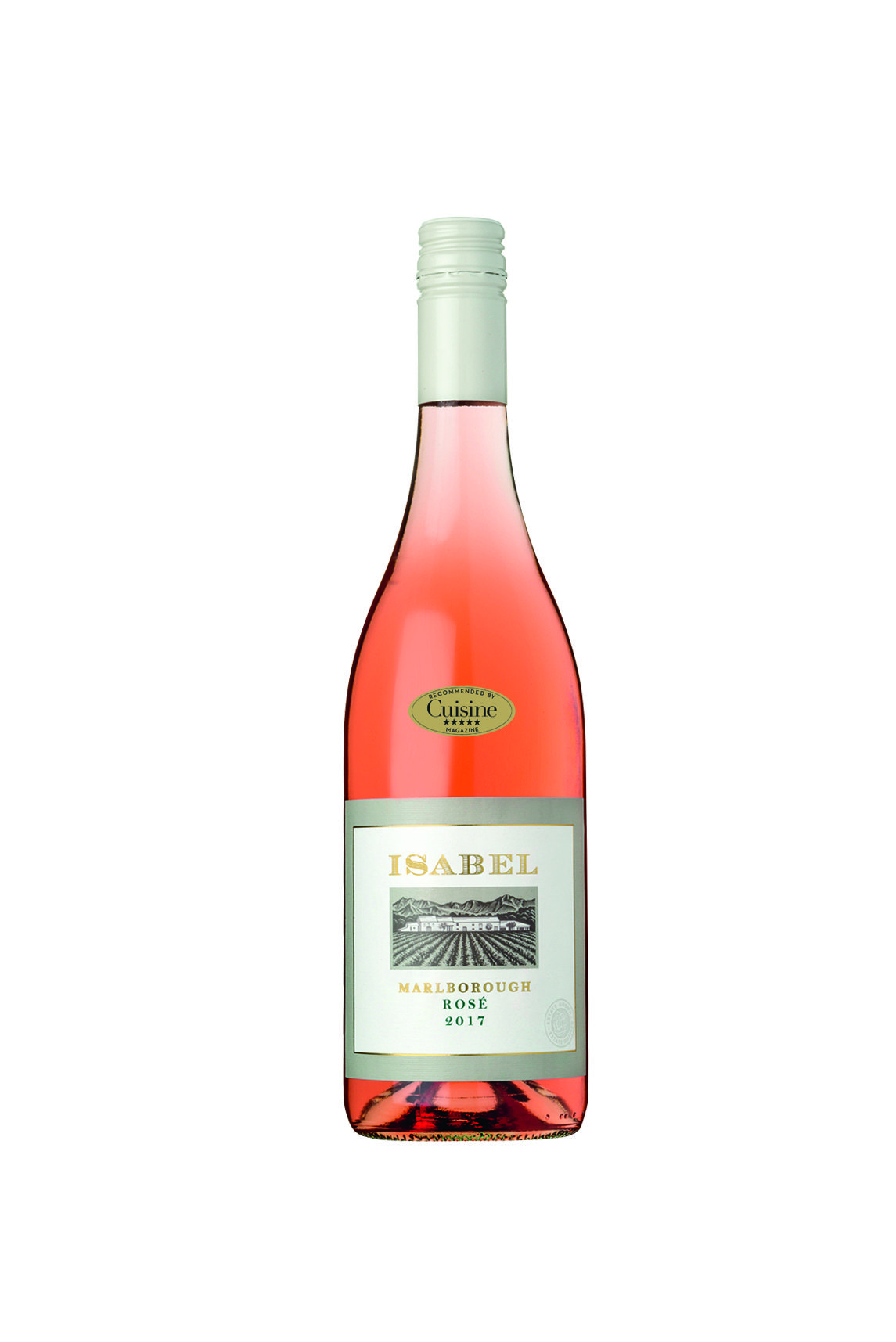 Isabel marlborough ros 2017 cuisine wine for Cuisine rose