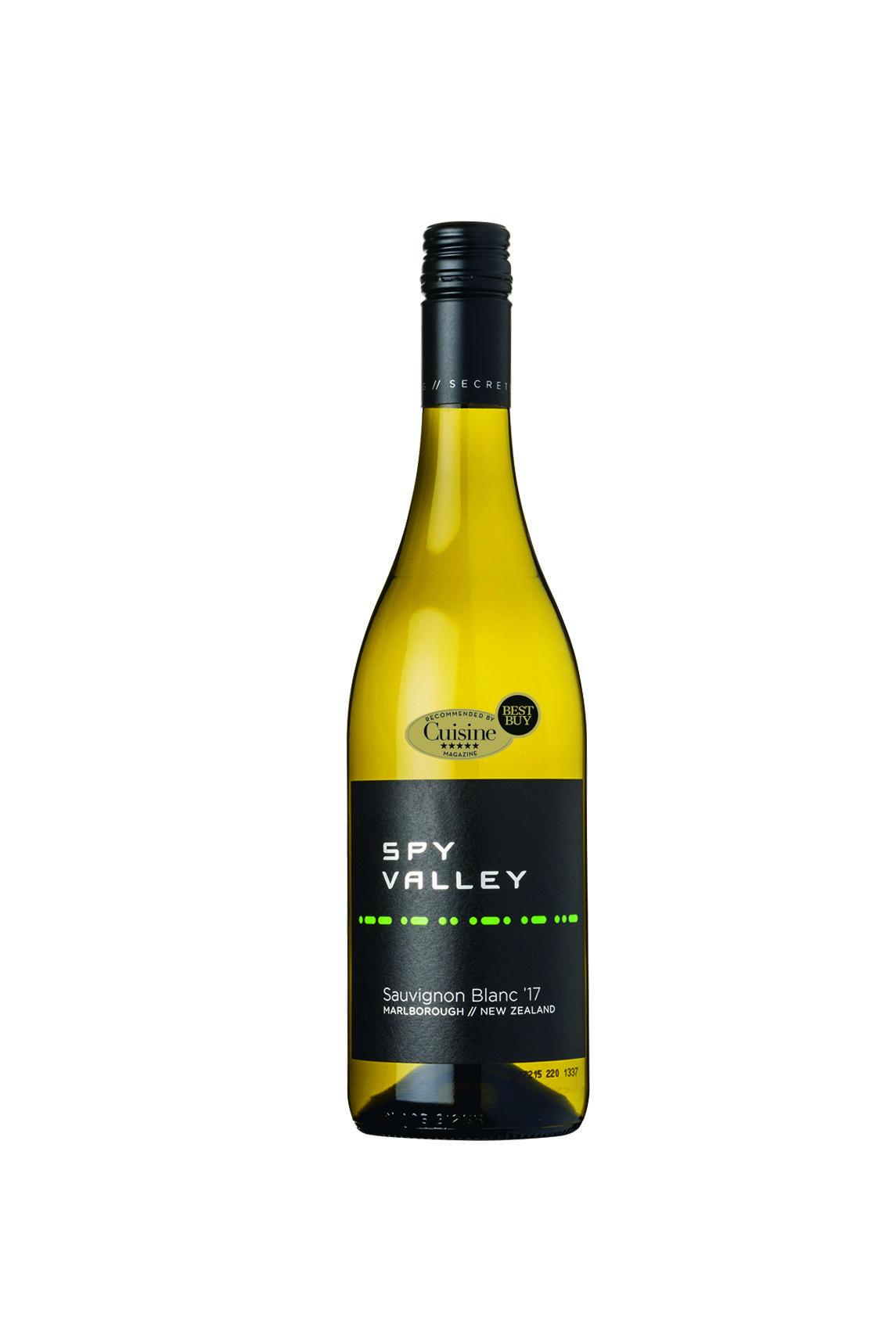 Spy Valley Sauvignon Blanc 2017