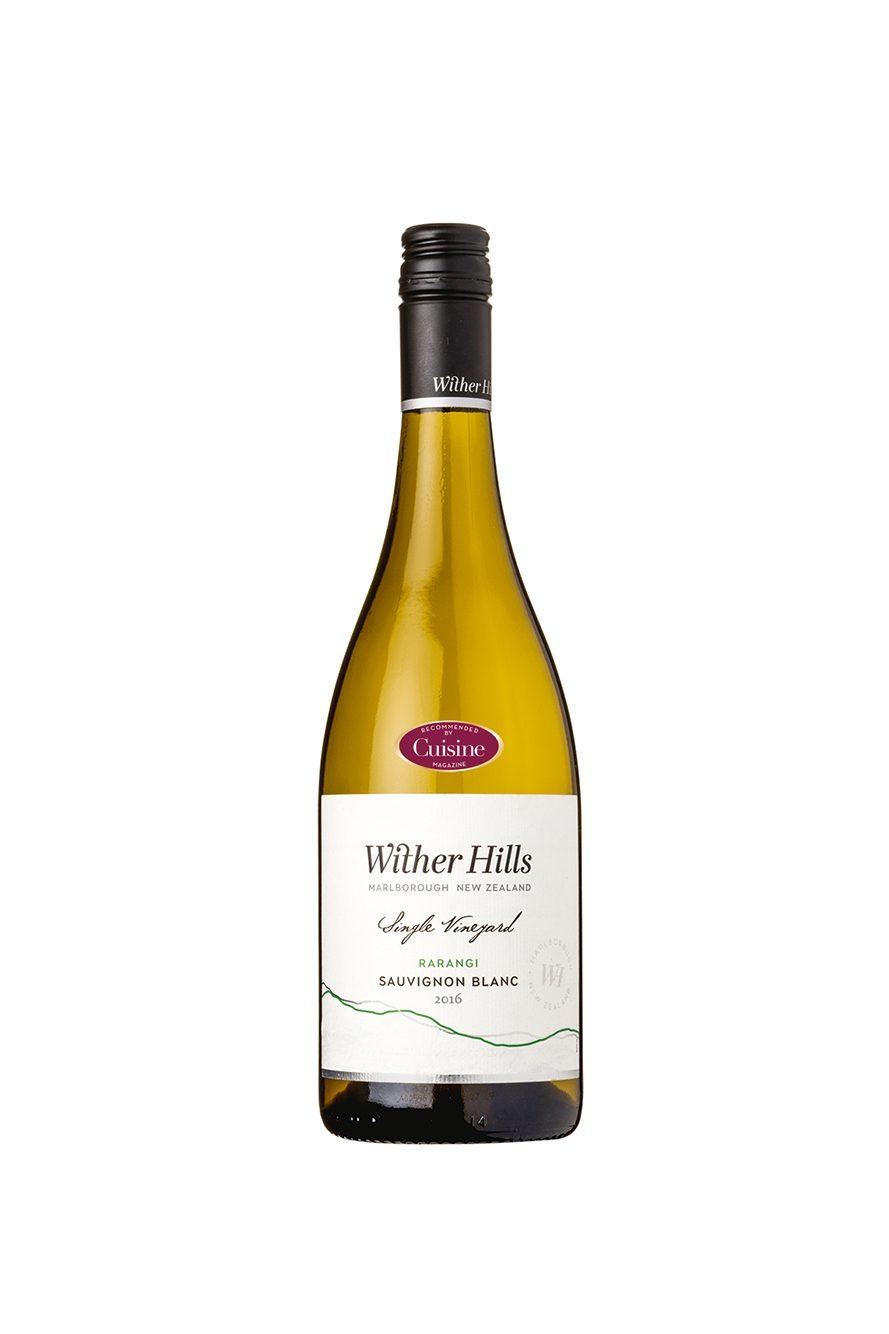 Wither Hills Rarangi Sauvignon Blanc 2016