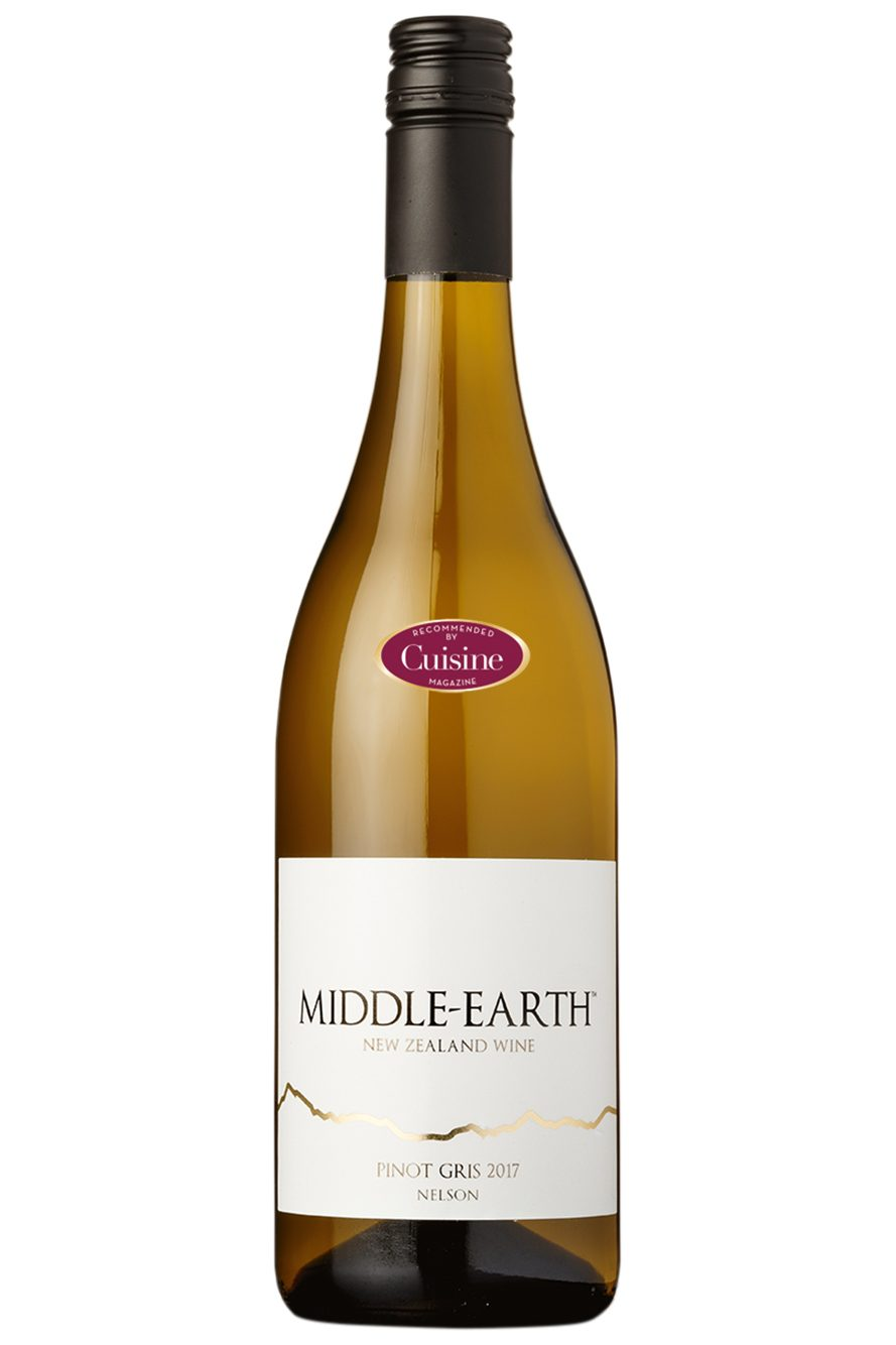 MIDDLE-EARTH™ Nelson Pinot Gris 2017