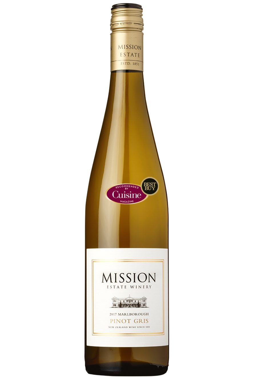 Mission Estate Marlborough Pinot Gris 2017