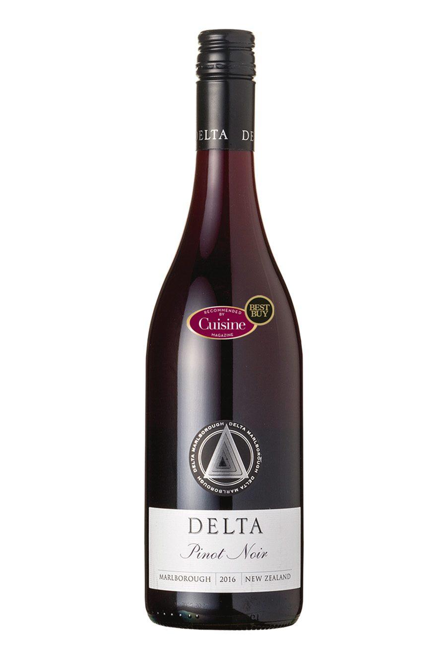 Delta Marlborough Pinot Noir 2016