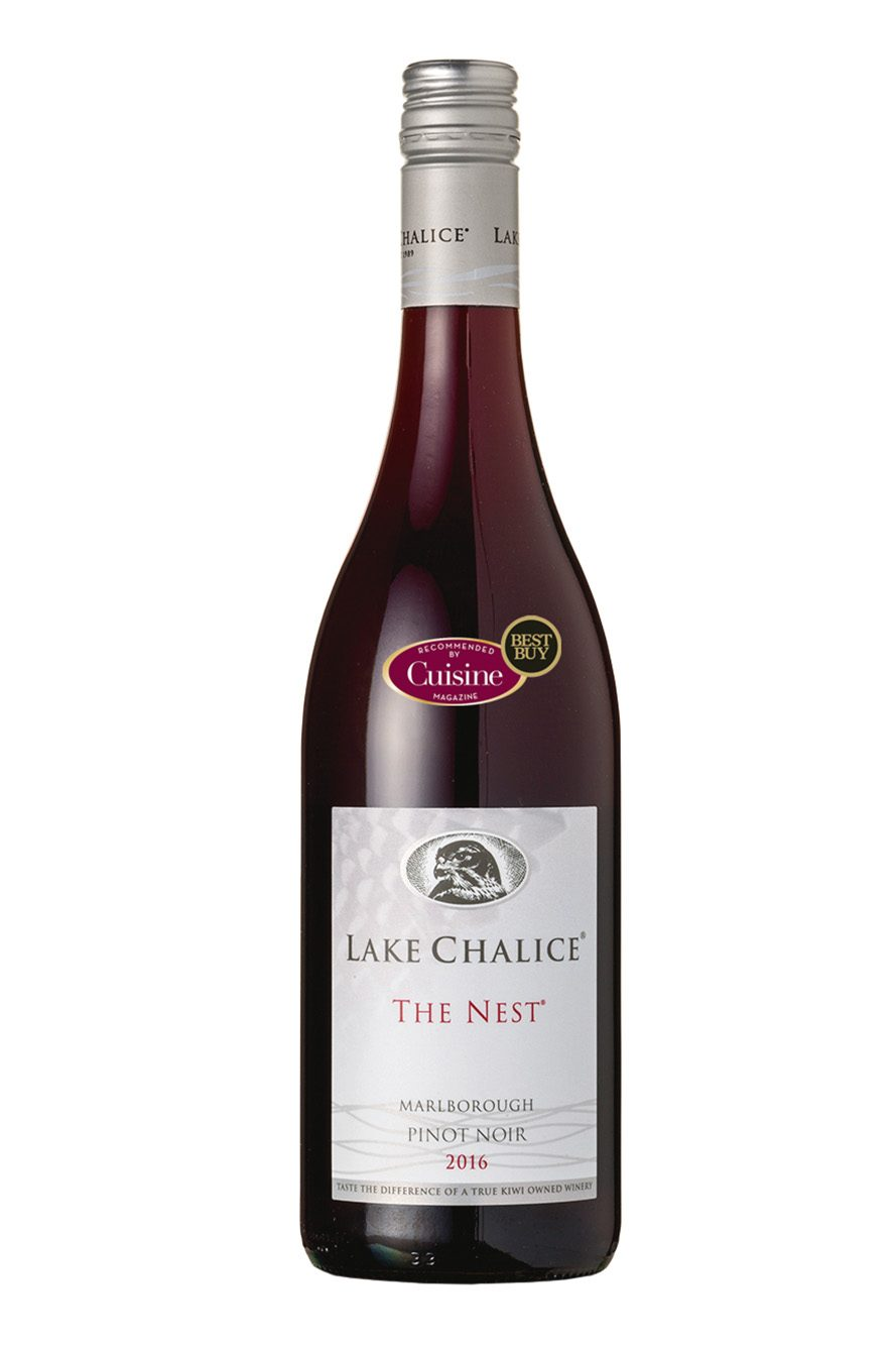 Lake Chalice The Nest Marlborough Pinot Noir 2016