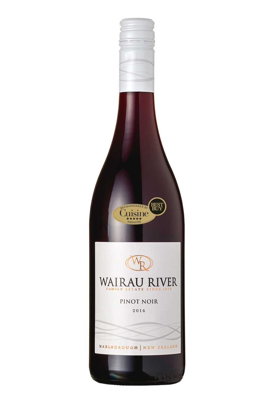 Wairau River Pinot Noir 2016 (Marlborough)
