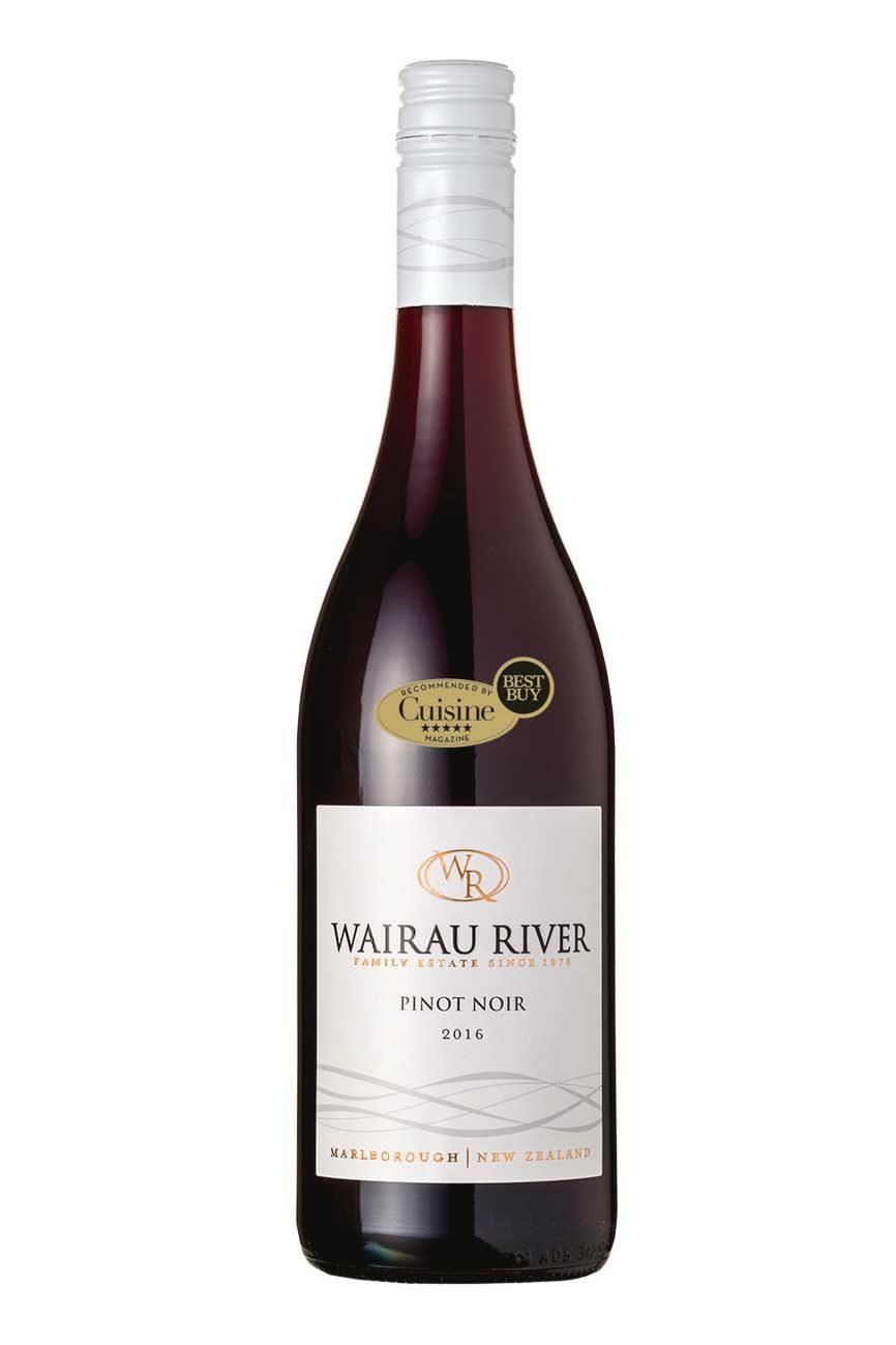 Wairau River Pinot Noir 2016 (Marlborough)