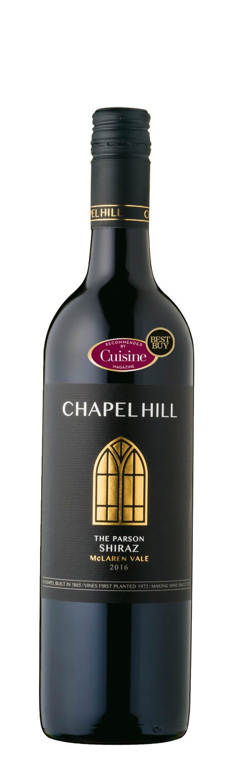 Chapel Hill The Parson Shiraz 2016 (McLaren Vale, SA)