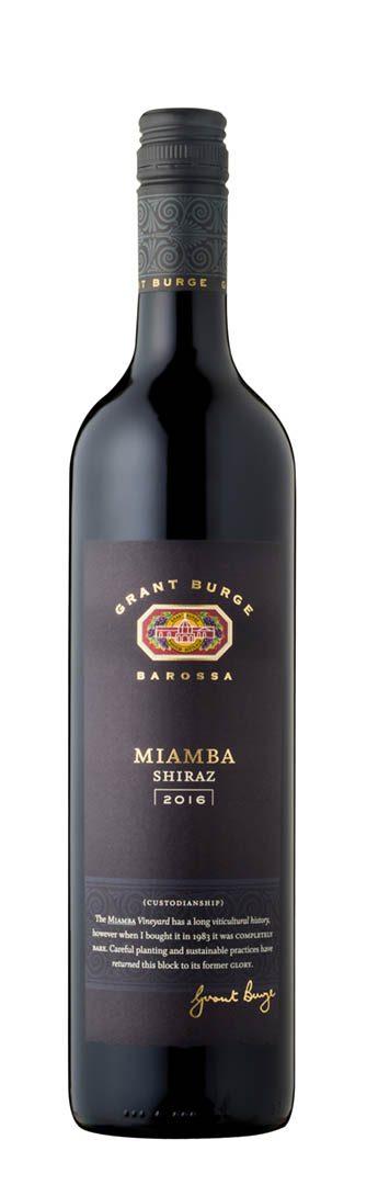 Grant Burge Barossa Miamba Shiraz 2016