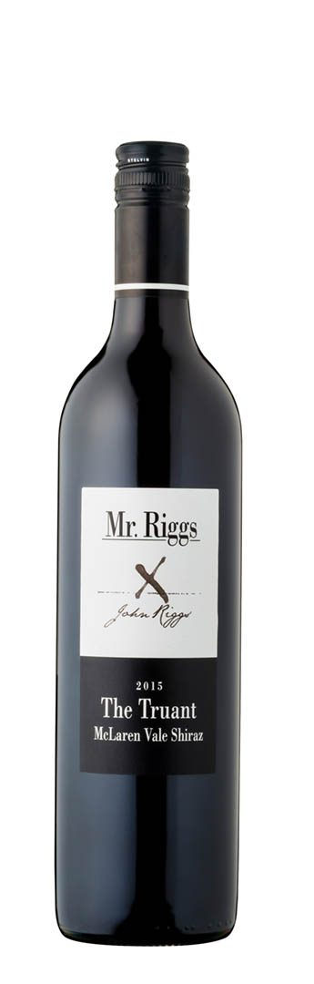 Mr Riggs The Truant Shiraz 2015 (McLaren Vale, SA)