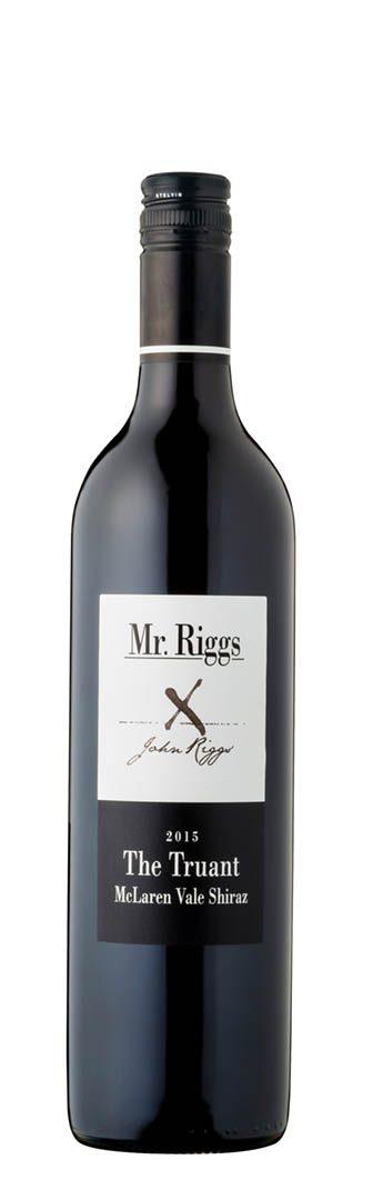Mr Riggs The Truant Shiraz 2015 (McLaren Vale, SA)