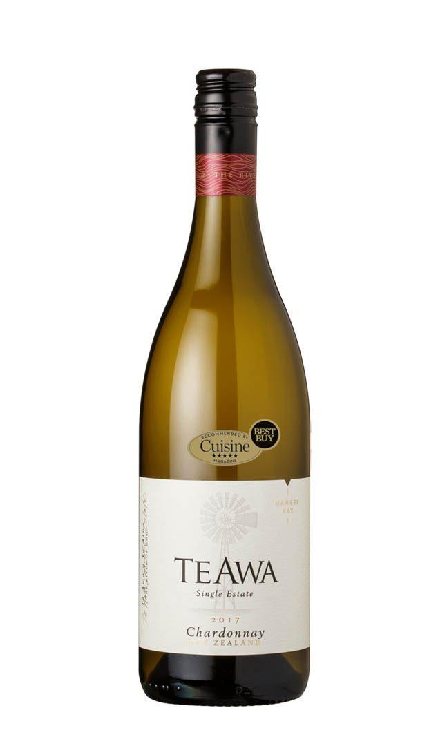 Te Awa Single Estate Hawkes Bay Chardonnay 2017