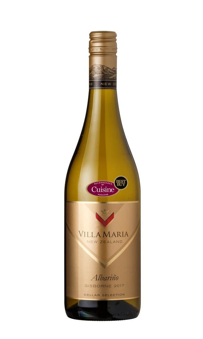 Villa Maria Cellar Selection Gisborne Albariño 2017 (Gisborne)