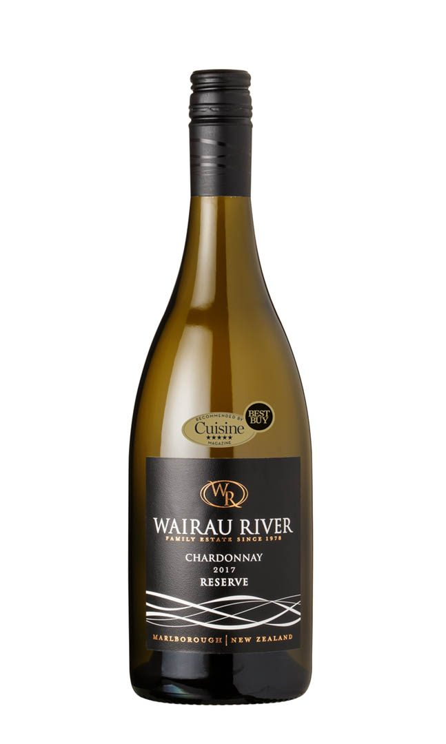 Wairau River Reserve Chardonnay 2017 (Marlborough)