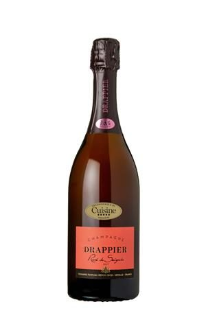 Drappier Rosé de Saignée NV