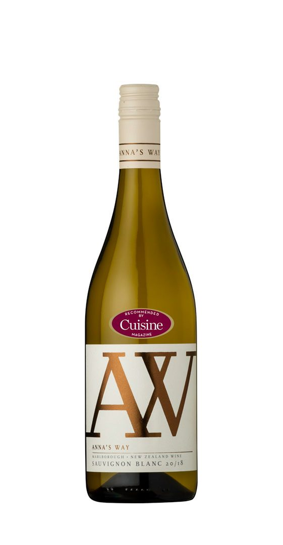Anna's Way Sauvignon Blanc 2018 (Marlborough)