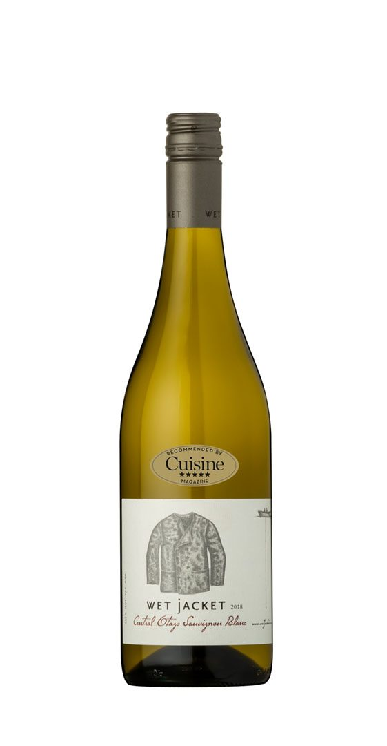 Wet Jacket Sauvignon Blanc 2018 (Central Otago)
