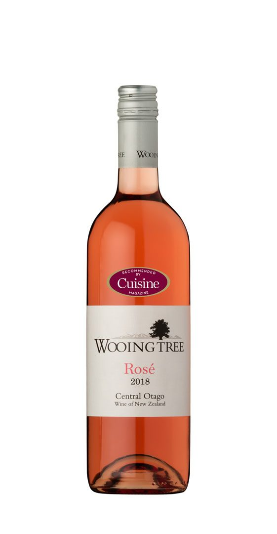 Wooing Tree Rosé 2018 (Central Otago)