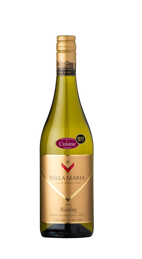 Villa Maria Cellar Selection Marlborough Dry Riesling